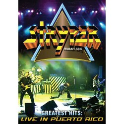 Stryper - Greatest Hits: Live In Puerto Rico - DVD