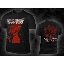 Sublime Cadaveric Decomposition - Raping Angels In Hell - T-shirt (Men)