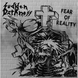Sudden Darkness - Fear Of Reality - LP COLOURED