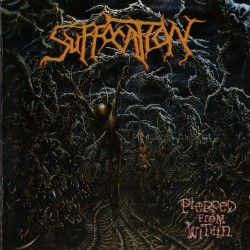 Suffocation - Pierced From Within - LP COLOURED