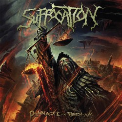 Suffocation - Pinnacle Of Bedlam - LP Gatefold Coloured