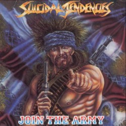 Suicidal Tendencies - Join The Army - CD
