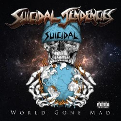 Suicidal Tendencies - World Gone Mad - CD