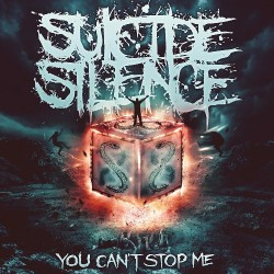 Suicide Silence - You Can't Stop Me - CD