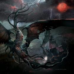 Sulphur Aeon - The Scythe Of Cosmic Chaos - DOUBLE LP GATEFOLD COLOURED