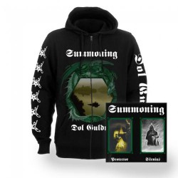 Summoning - Dol Guldur - Hooded Sweat Shirt Zip (Men)