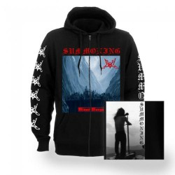 Summoning - Minas Morgul - Hooded Sweat Shirt Zip (Men)