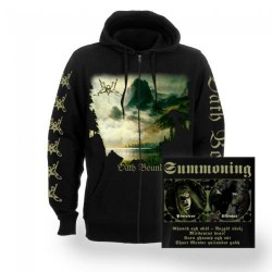 Summoning - Oath Bound - Hooded Sweat Shirt Zip
