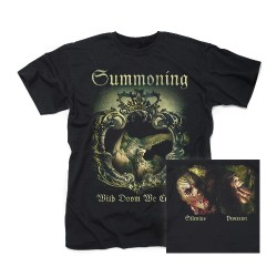 Summoning - With Doom We Come - T-shirt (Men)
