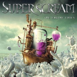 Superscream - The Engine Cries - CD DIGIPAK
