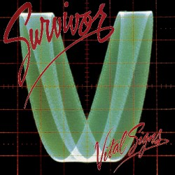 Survivor - Vital Signs - LP