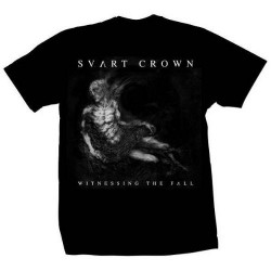 Svart Crown - Witnessing The Fall - T-shirt