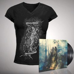 Sylvaine - Wistful - DOUBLE LP + T-shirt bundle (Women)