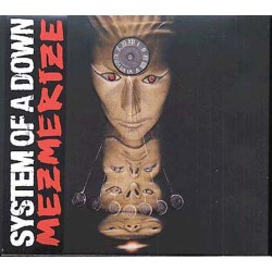 System Of A Down - Mezmerize - CD DIGIPAK