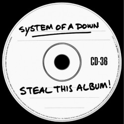 System Of A Down - Steal This Album! - DOUBLE LP