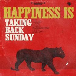 Taking Back Sunday - Happiness Is - CD DIGIPAK