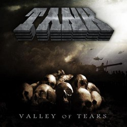 Tank - Valley Of Tears - CD DIGIPACK