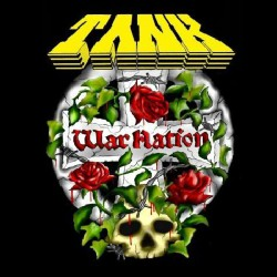 Tank - War Nation - CD DIGIPAK