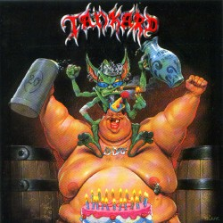 Tankard - B-day - CD