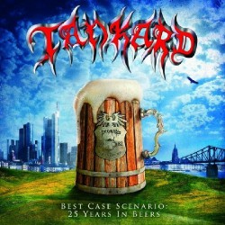 Tankard - Best Case Scenario - 25 Years In Beers - CD
