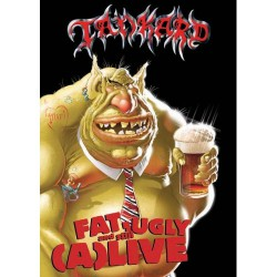 Tankard - Fat, Ugly And Still (a)live - DVD + CD