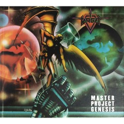 Target - Master Project Genesis - CD DIGIBOOK