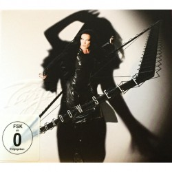 Tarja - The Shadow Self - CD + DVD Digipak