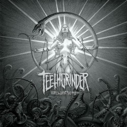 Teethgrinder - Misanthropy - CD DIGIPAK