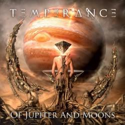 Temperance - Of Jupiter And Moons - CD DIGIPAK