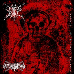 Temple Of Baal / Ritualization - The Vision of Fading Mankind - LP