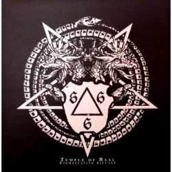 Temple Of Baal - Lightslaying Rituals - LP