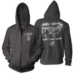 Terror - Hard Lessons - Hooded Sweat Shirt Zip (Men)