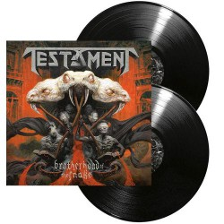 Testament - Brotherhood Of The Snake - DOUBLE LP Gatefold