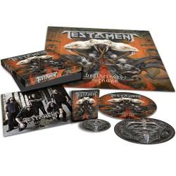 Testament - Brotherhood Of The Snake - CD + LP BOX