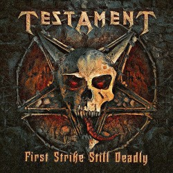Testament - First Strike Still Deadly - CD