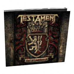 Testament - Live at Eindhoven - CD DIGIPAK