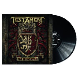Testament - Live at Eindhoven - LP Gatefold
