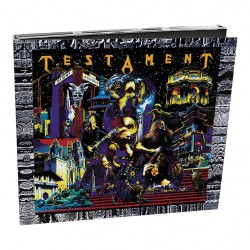 Testament - Live at the Fillmore - CD DIGIPAK
