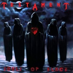 Testament - Souls Of Black - CD