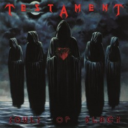 Testament - Souls Of Black - LP