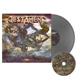 Testament - The Formation of Damnation - LP GATEFOLD COLOURED + CD