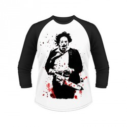 Texas Chainsaw Massacre - The Texas Chainsaw Massacre - BASEBALL LONGSLEEVE (Men)