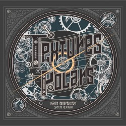Textures - Polars 10th Anniversary Edition - CD DIGIPAK