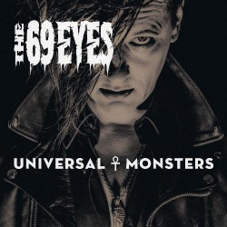 The 69 Eyes - Universal Monsters - CD SLIPCASE