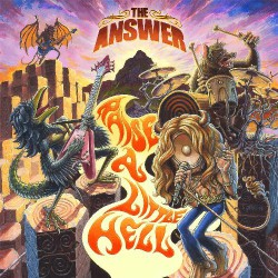 The Answer - Raise A Little Hell - CD