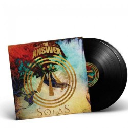 The Answer - Solas - DOUBLE LP Gatefold