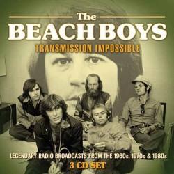 The Beach Boys - Transmission Impossible - 3CD DIGIPAK
