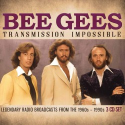 The Bee Gees - Transmission Impossible - 3CD DIGIPAK