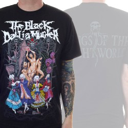 The Black Dahlia Murder - Kings Of The Nightworld - T-shirt (Men)