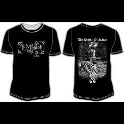 The Black - The Priest Of Satan - T-shirt (Men)